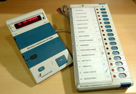 Made in India EVMs power Africa's first e-vote