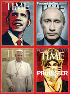 As TIME Magazine names XXXX as their person of the year we look back at the previous winners of the coveted title.
