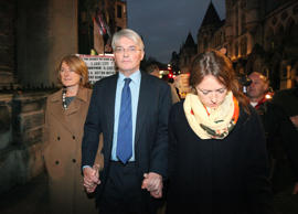 Andrew Mitchell planning to stand for re-election to Parliament