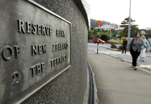 New Zealand Reserve Bank
