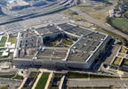 The Pentagon building in Washington, D.C. The Pentagon is the headquarters of the United States Department of Defense.