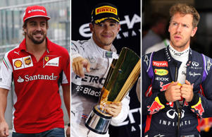 Formula One teams line up for 2015