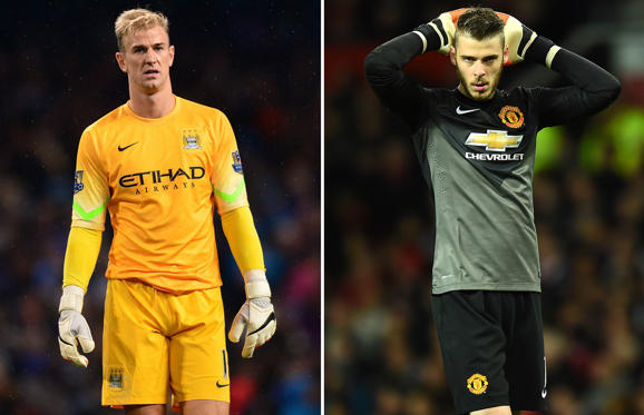 Lysbilde 1 av 11: Top 10 highest paid goalkeepers in the world