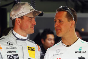 Both the Schumacher brothers have won Formula 1 races. No other pair of siblings...