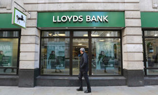 Surprise as Treasury reveals Lloyds shares sale