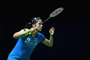 Nehwal beats Wang in Superseries Finals