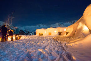 Where to stay in your own Santa's Grotto around the world