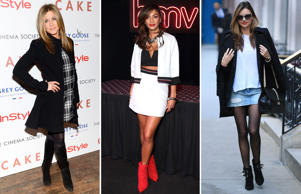 Come winters, and the boots are back in vogue. Click through to check out some of the most stylish boots that celebrities have taken to fancy this season.