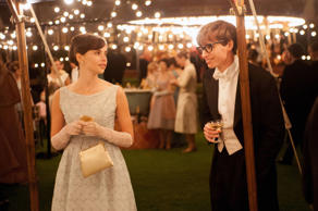 Felicity Jones and Eddie Redmayne  The Theory Of Everything' - 2014