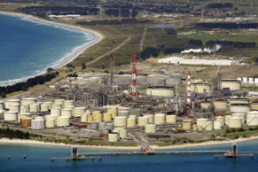 Refining NZ operates New Zealand's only oil refinery at Marsden Point.