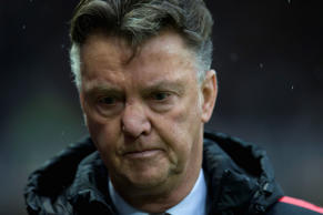 Louis van Gaal admits Manchester United's draw at Aston Villa could end up costing them the title