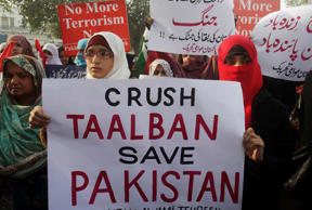 The Peshawar school shooting has united Pakistan against the Taliban.