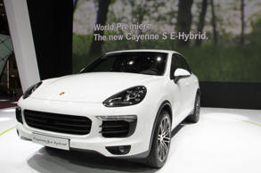 Review of Porsche Cayenne
