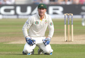Does an axing lurk for Haddin?