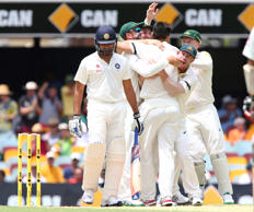 The statistical quirks of India's defeat at Brisbane