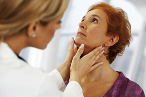 "The thyroid, a butterfly-shaped gland in the neck, can have a dramatic impact on a huge variety of bodily functions, and if you're a woman over 35 your odds of a thyroid disorder are high—<a href=""http://www.cnn.com/2007/HEALTH/conditions/05/10/healthmag.thyroid/"">more than 30%, by some estimates</a>.<br><br>At least <a href=""http://www.thyroidawareness.com/"">30 million Americans have a thyroid disorder</a> and half—15 million—are silent sufferers who are undiagnosed, according to The American Association of Clinical Endocrinologists. Women are as much as 10 times as likely as men to have a thyroid problem, says integrative medicine specialist Robin Miller, MD, co-author of The Smart Woman's Guide to MidLife & Beyond."