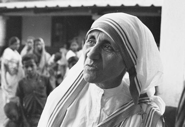 "Her tireless compassion and devotion towards helping those suffering from AIDS, TB and leprosy made Mother Teresa a global charity icon. She founded Missionaries of Charity in Kolkata, India and continued to work for the poor till her last days. Mother Teresa was the recipient of numerous honours including the 1979 Nobel Peace Prize. In 2003, she was beatified as ""Blessed Teresa of Calcutta""."