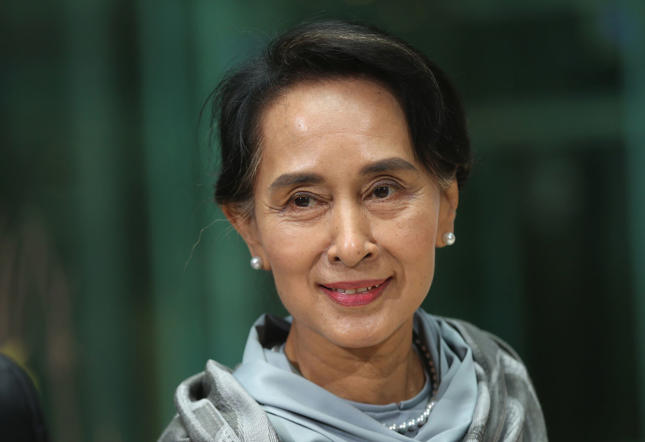 Suu Kyi has become one of the most prominent political prisoners of modern times. She has spent most of the last two decades in some form of detention because of her efforts to bring democracy to military-ruled Myanmar.