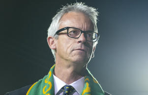 David Gallop, chief executive of the Football Federation Australia.