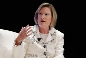 Maggie Wilderotter, chairman and CEO of Frontier  Communications.