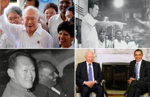 Lee Kuan Yew: Life in Pictures