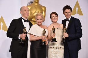 All of the news, photos and more from the 2015 Oscars