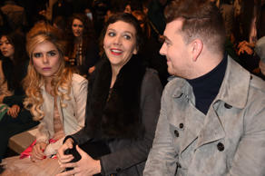 Paloma Faith, Maggie Gyllenhaal and Sam Smith