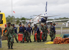 Recovery operations for AirAsia wreckage