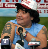 Diego Maradona (Football)