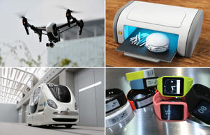 From smartwatches to self-driven cars, let's take a look at some technological trends to look out for this year.