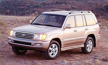 Toyota Land Cruiser 2005