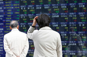 Asian stocks head for biggest monthly gain since September 2013
