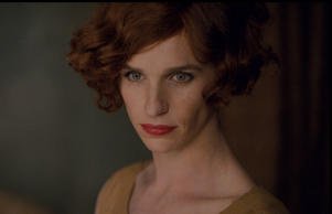 Eddie Remayne as Einar Wegener in The Danish Girl