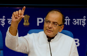 Arun Jaitley in his maiden Budget in July, 2014 had outlined his approach to providing relief to individual tax payers. (PTI)