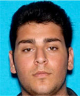 This California Department of Motor Vehicles photo, released by the Los Angeles Police Department, shows Henry Gevorgyan.