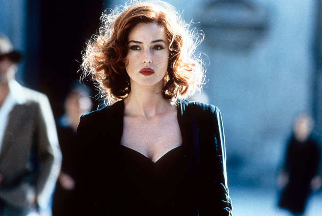 In 1990, she met director Giuseppe Tornatore while shooting a commercial for a Dolce & Gabbana perfume, who later, cast her in the acclaimed film Malèna (2000).