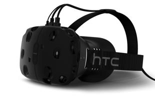 The new HTC Vive.