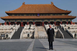 On his historic three-day visit to China, the Duke of Cambridge met Chinese President Xi Jinping, painted sheep and saw the Forbidden Kingdom. The Prince is the highest-profile royal to visit China in nearly 30 years.