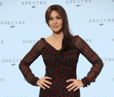 In December 2014, Bellucci was announced as the Bond girl in the upcoming Bond flick Spectre. Interestingly, she was first approached to play one in Tomorrow Never Dies (1997). The role ultimately went to Teri Hatcher.