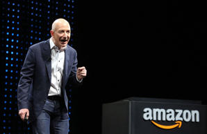 Jeff Bezos - CEO of Amazon.com