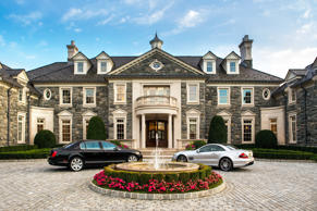 Stone Mansion in Alpine, NJ