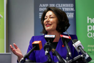 "<span style=""font-size:13px;"">Education Minister Hekia Parata has announced two Waiheke Island schools will get major makeovers at a total cost of $40 million.</span>"