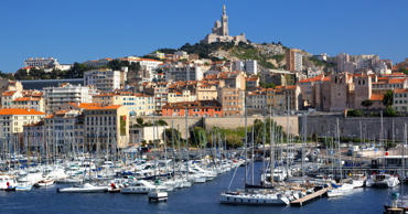 The vieux port of Marseille. Jean-Pierre Lescourret/Lonely Planet Images/Getty Images