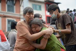 Nearly 1,500 dead; India to the rescue