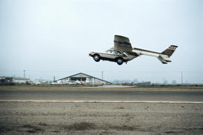 13 Flying Cars: Some that left the ground and many that did not