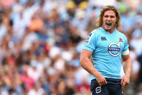Michael Hooper of NSW Waratahs