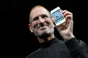 Former Apple CEO Steve Jobs. Robert Galbraith/Reuters