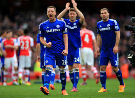 Arsenal 0 Chelsea 0: match report: Jose Mourinho shuts out Gunners to edge team closer to the title
