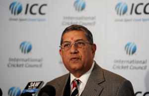 'Srinivasan spied on BCCI officials'