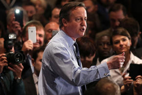 Cameron vows to slash £10bn of regulation for businesses